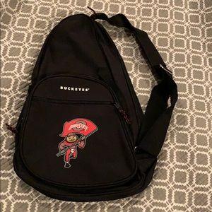 Handbags - Ohio state cross body back pack NWT